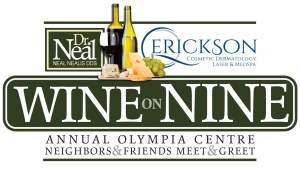 Join Us for Wine, Demonstrations, Raffles, and Fun on Nine!